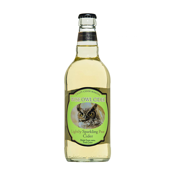 Old Owl Cider - Pear